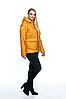 Женская куртка демисезоная с капюшоном размеры 44-56, фото 5