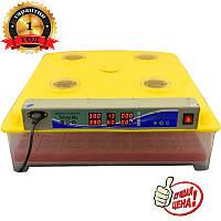 Инвекторный автоматический Инкубатор DZE-63/248 (Гарантия 12 месяцев)