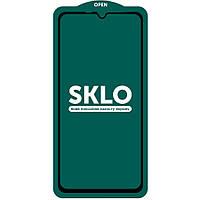 Защитное стекло SKLO для Samsung Galaxy A10 / A10s 2019 (Black)