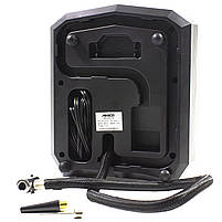 Набор автокомпрессор AIKESI AKS-5501 + инструменты для ремонта обслуживания и накачивания колес машины, фото 4