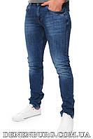 Джинсы мужские GUCCI 20-40315 синие, фото 1