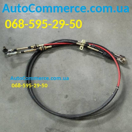 Трос переключения передач КПП ХАЗ 3250 Антон, фото 2