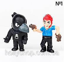 Набор фигурок Бравл Старс 8 фигурок 7 см №1, фото 2