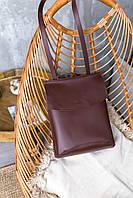 Рюкзак-трансформер темно-коричневого цвета Udler