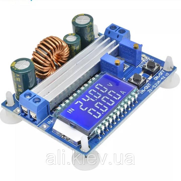 35W CC CV Автоматичний Перетворювач напруги DC-DC 5,5-30 В до 0,5-30 В Регульований Power Supply LCD V/A