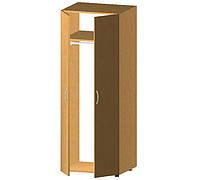 Шкаф для одежды  БЮ 409, 700х550х1825