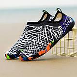 Качественная обувь для пляжа, бассейна (аквашузы), р.43 (275мм) УЦЕНКА!, фото 2