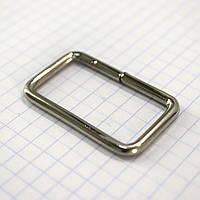 Рамка проволочная 35 мм никель для сумок t4135 (40 шт.)