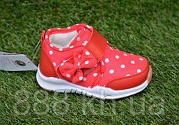 Детские кроссовки хайтопы фила Fila розовые, копия