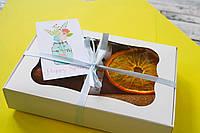 Коробка пастилы 4 вкуса + фрипсы (корпоративное предложение)
