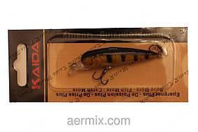 Воблер приманка KAIDA 6,8см, воблер рыболовная снасть, рыболовный воблер,  рыболовные приманки воблеры