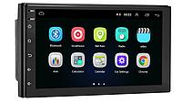 Магнитола для Toyota универсальная 7 дюймовая на базе Android 8,1 (М-Ун-7т0)