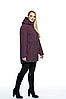 Демисезонная женская куртка большого размера 54-70, фото 2