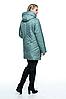 Демисезонная женская куртка большого размера 54-70, фото 9