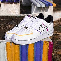 """Кроссовки Nike Air Force """"Белые"""", фото 3"""