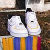 """Кроссовки Nike Air Force """"Белые"""", фото 2"""