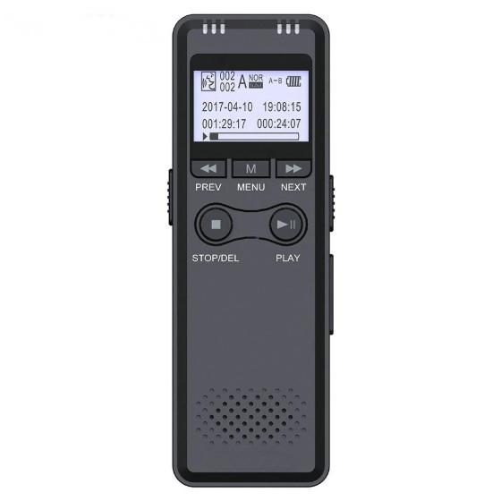 Диктофон с усиленной батареей 1600 мА/ч