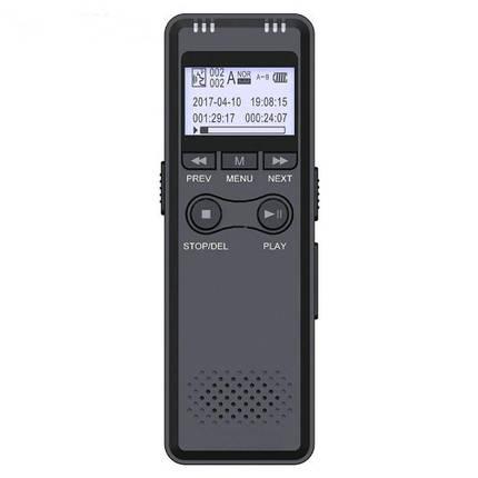 Диктофон с усиленной батареей 1600 мА/ч, фото 2