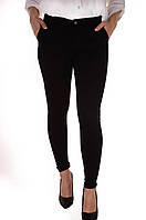 Черные женские джинсы оптом Miss Bon Bon 101 (лот 10шт по 13.5Є), фото 1