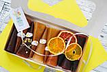 Подарочный набор пастилы 10 вкусов + 1 в подарок (11 вкусов + фрипсы), фото 6