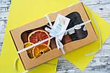 Подарочный набор пастилы 10 вкусов + 1 в подарок (11 вкусов + фрипсы), фото 3