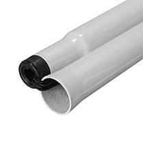Трость-ориентир для слепых людей Lesko складная алюминиевая для незрячих, фото 2