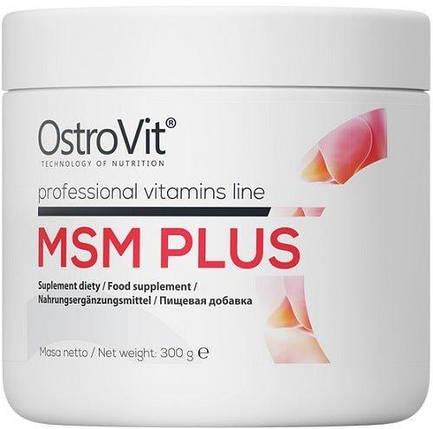 MSM Plus OstroVit 300 g, фото 2