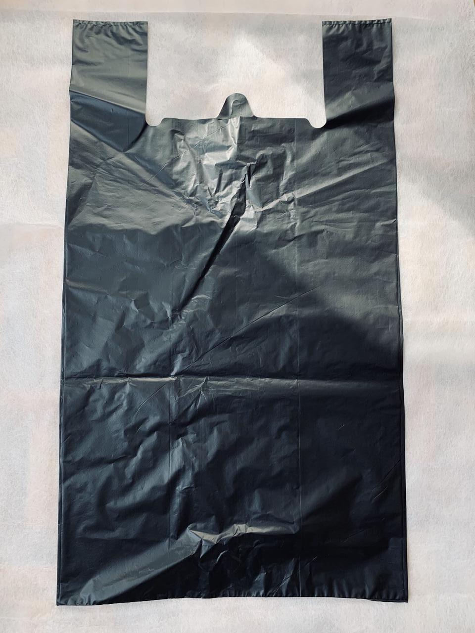 Пакет полиэтиленовый майка №9 50*90 500*900 мм усиленный Одетекс 20 штук