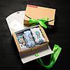 Подарунковий набір чоловічий шкарпетки 3 шт Rick Einstein,Рік і Морті Білий, Блакитний Crazy Llama's, фото 3