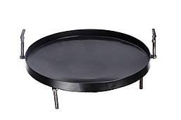 """Сковородка из диска бороны """"Пикник с друзьями"""" 500мм"""