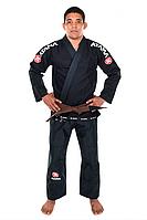 Кимоно для бразильского джиу-джитсу бжж Atama Usa Mundial Gi Black A2
