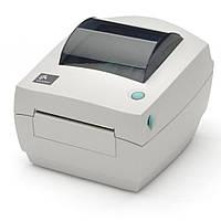 Принтер этикеток и наклеек Zebra GC420d для Новой почты Б/У