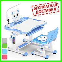 Детские ПАРТЫ Столы и стулья Evo-kids BD-04 Teddy (с лампой)