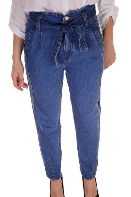 Стильные женские джинсы оптом Premium 4299 (лот 12шт по 16Є) 185