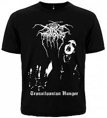 """Футболка Darkthrone """"Transilvanian Hunger"""", Размер S"""