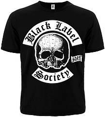 Футболка Black Label Society, Размер S