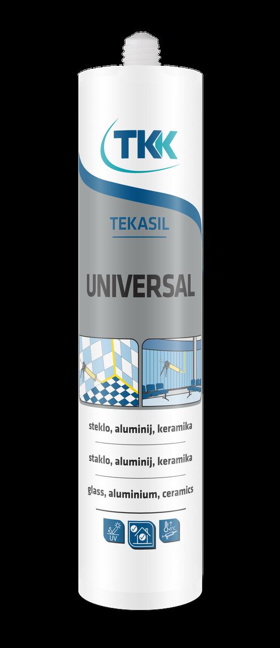 Силикон универсальный TEKASIL UNIVERSAL (прозрачный) 280 ml