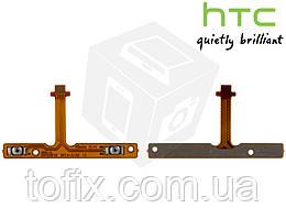 Шлейф для HTC One mini 2, кнопок звука, с компонентами, оригинал
