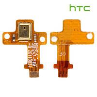 Шлейф для HTC C110e Radar, микрофона, с компонентами, оригинал
