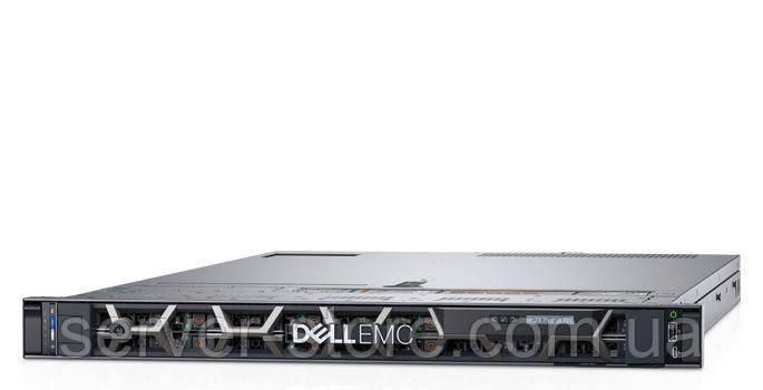 Сервер DELL EMC PowerEdge R440 (R440-1P-4110) - Intel Xeon Silver 4110, 8 Cores, 11Mb Cache, up to 3.00GHz