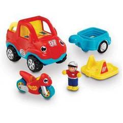Мотокоманда транспортера Марко WOW Toys