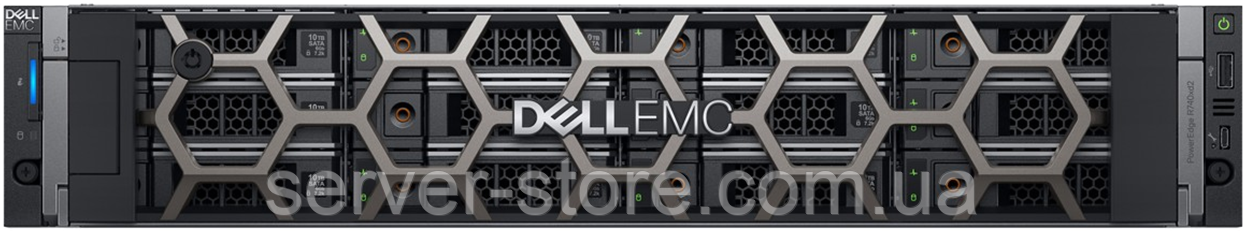 Сервер DELL PE R740XD (R740-XD-4110) - Intel Xeon Silver 4110, 8 Cores, 11Mb Cache, up to 3.00GHz