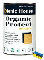 """Грунтовка - антисептик для дерева """"Organic Protect"""" 1 л"""