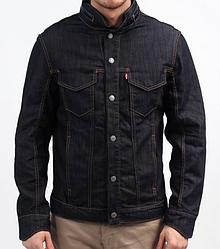 Джинсовая куртка Levis Trucker - Indigo (XXL)