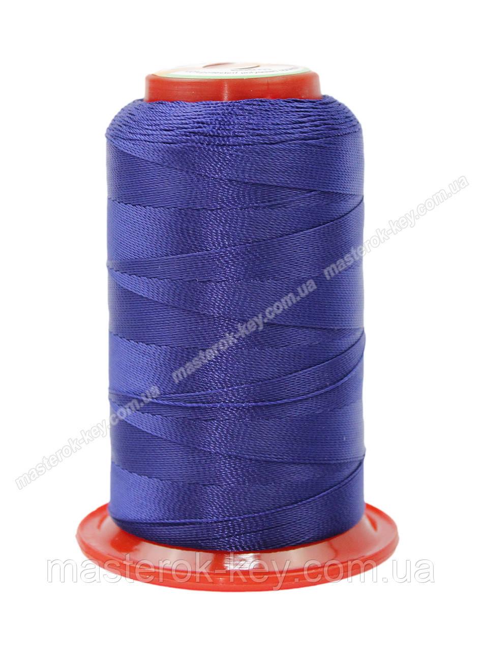 Нитка швейна,взуттєва TYTAN N40 620 колір синій 500м. Туреччина
