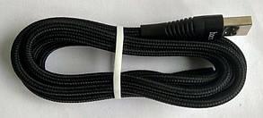 Кабель USB Type C Hoco 5A (U53) black, фото 2