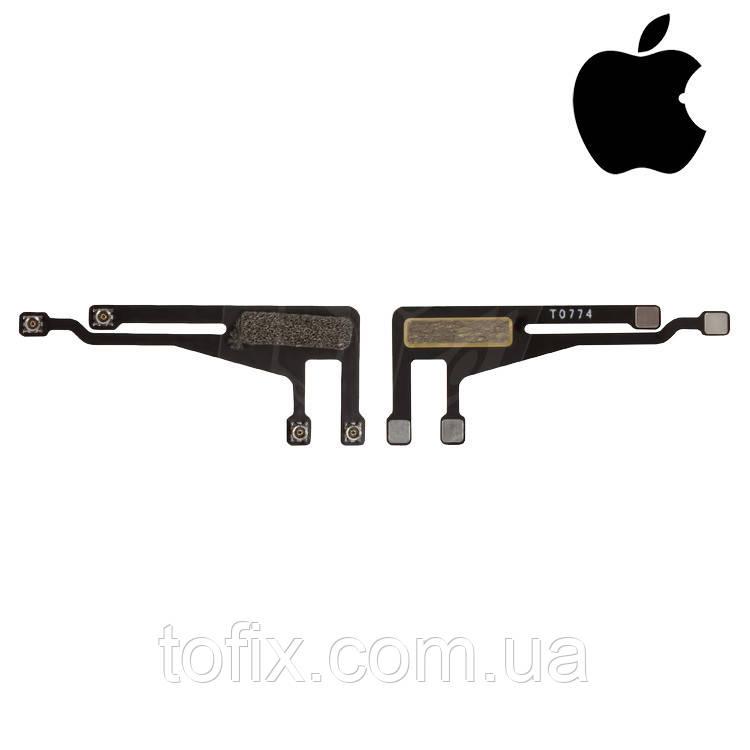 Шлейф для iPhone 6, Wi-Fi антенны, с компонентами, оригинал
