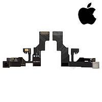 Шлейф для iPhone 6S Plus, c датчиком приближения, с камерой, с микрофоном, оригинал 100%
