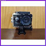 Экшн камера A7 Sport с аквабоксом +Крепление на руль/шлем и защита, фото 2
