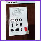 Экшн камера A7 Sport с аквабоксом +Крепление на руль/шлем и защита, фото 3